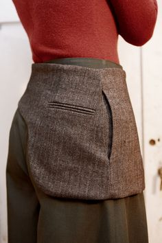 KNAPP The Post-war collection A/W 12/13 by Antoniya Yordanova, via Behance