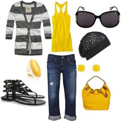 outfit, created by rudjessica on Polyvore