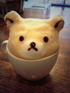 3D Coffee Latte Art at http://ameblo.jp/cafe-chocotea/