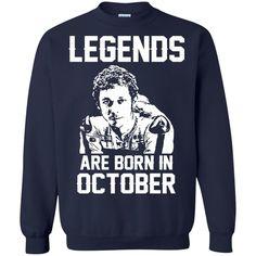 Valentino Rossi VR46 Tshirts Legends Are Born In October Hoodies Sweatshirts Valentino Rossi VR46 Tshirts Legends Are Born In October Hoodies Sweatshirts Perfec