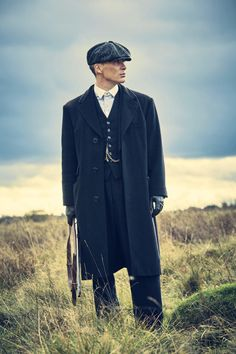 """Cillian Murphy as Thomas """"Tommy"""" Shelby of The Peaky Blinders"""