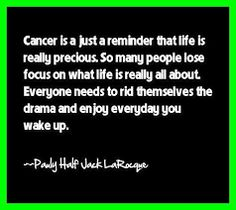 quote son childhood cancer teen - Google Search