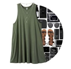 """""""Untitled #294"""" by maevekaterina ❤ liked on Polyvore featuring Billabong, Vintner's Daughter, Yves Saint Laurent, Topshop, Illesteva, e.l.f., Cleanse by Lauren Napier, Tom Ford, philosophy and Fujifilm"""