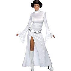 Star Wars - ST-888610M - Déguisement - Costume Sexy Princesse Leia - Adulte