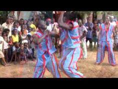 The Zoe Ban Jay Culture Troop - Liberian ballet and cultural dance. #liberia