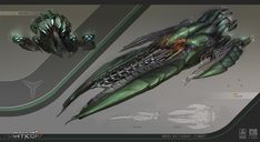 A few concepts for the bigger ships of Galaxy on Fire Manticore. Done a few years ago. Got the permission to show them just now. Mercenary Carrier detailing was based on a earlier concept done by Marc Nagel. Alien Concept Art, Star Wars Concept Art, Spaceship Art, Spaceship Design, Space Opera, Alien Ship, Starship Concept, Capital Ship, Star Wars Vehicles