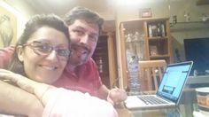 anabelycarlos desde casa y en pareja en la #horalazy de nuestro negocio  de #internetmarketing hoy nuestro compañero Carlos Barradas nos comparte sus enseñanzas. Quieres formar parte de este Gran Equipo? +info aqui http://anabelycarlosmarketers.info/ac3