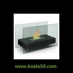 Chimenea de Bioetanol Tristar DF6513 - 82,74 €   ComprarChimenea de Bioetanol Tristar DF-6513 al mejor precio. Cree una atmósfera acogedora con la chimenea de bioetanol Tristar DF-6513. Esta chimenea de bioetanol no produce olores ni cenizas. La...  http://www.koala50.com/radiadores-estufas/chimenea-de-bioetanol-tristar-df6513