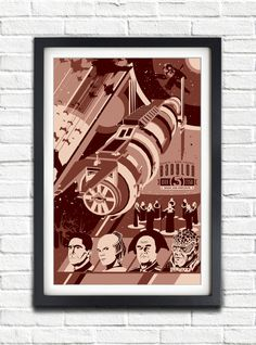 Babylon 5  Season one  17x11 Poster by bensmind on Etsy, $19.99