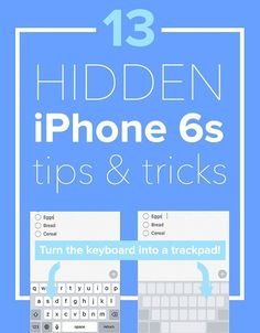 Ipad Discover 13 Hidden iPhone Tips And Tricks 13 Insanely Clever iPhone Tricks You Might Have Missed Iphone Hacks, Iphone 6s Tips, Iphone 8 Plus, Iphone Secrets, Iphone 7, Iphone 6 Tricks, Steve Wozniak, Apple Inc, Iphone Codes