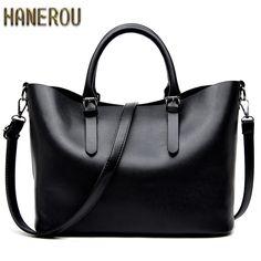 Handbags Bolso Mujer Negro 2016 Fashion Hobos Women Bag Ladies Brand Leather  Handbags Spring Casual Tote Bag Big Shoulder Bags For Woman     AliExpress  ... 44fdb038856ae