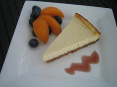 Success!  Low Fat and Lower Calorie New York Style Cheesecake