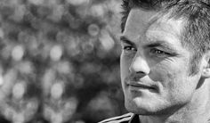 ok yeah, I'll totally watch rugby! --Richie McCaw