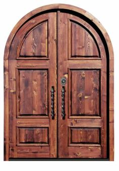 The Amazing Arched Doors Custom Doors Solid Wood Doors Custom Front Entry Doors is one of the pictures that are related to the picture before in the collec Double Door Design, Front Door Design, Entry Doors With Glass, Sliding Glass Door, Glass Doors, Arched Doors, Entrance Doors, Double Front Doors, Front Entry