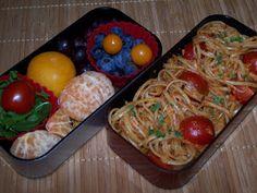 Lecker Bentos und mehr: Bento Nr. 251 Nudelsalat mit Pesto Rosso