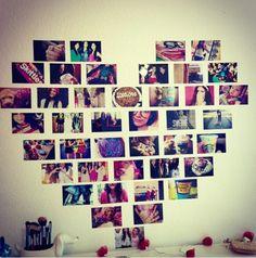macbarbie07's heart photo collage