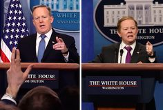 Watch Melissa McCarthy Explain How She Transforms Into Saturday Night Live's Sean Spicer #Entertainment_ #iNewsPhoto