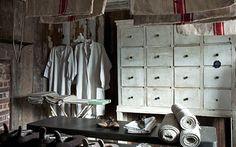 Alastair Hendy - vintage linen