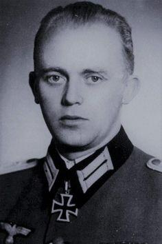 Major d.R. Karl Wanka (1914-1980), Kommandeur I./Grenadier Regiment 53, Ritterkreuz 23.02.1944, Eichenlaub (800) 23.03.1945