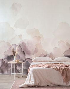 New Wallpaper Bedroom Pattern Paper Ideas Plum Wallpaper, Forest Wallpaper, Home Wallpaper, Bedroom With Wallpaper, Wallpaper Designs For Walls, Chinoiserie Wallpaper, Luxury Wallpaper, Bird Wallpaper, Beautiful Wallpaper