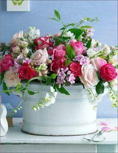 Gorgeous flowers - Okbee Designs