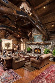 Look at what is up high in this cabin??? Would you stay here?