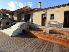 Between sea & countryside Bonifacio - Bonifacio Ideal Home, Villa, Patio, House Rentals, Mansions, Vacation Rentals, House Styles, Outdoor Decor, Home Decor