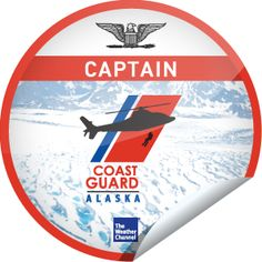Coast Guard Alaska Captain