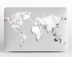 Weltkarte Macbook Pro 13 MacBook Pro 13 Zoll MacBook Pro 15 Zoll 11 MacBook Air 13 MacBook 13 Aufkleber Mac Apple MacBook Aufkleber Vinyl DR3098