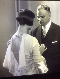 """professorpski: """" Lulu and Seduction in 1929 Louise Brooks in Pandora's Box is stunningly beautiful and cheerfully amoral, although not as promiscuous as men think. Her lean, young body in motion..."""