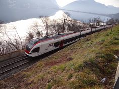 Ferrovia - Lugano / Melide - Suiça
