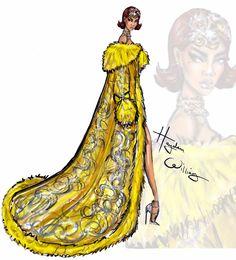 Hayden Williams Fashion Illustrations: Met Gala 2015 by Hayden Williams