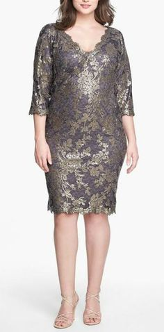 Sequin sheath dress | www.partyista.com