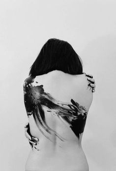 Trendy Body Art Black And White Ink Tattoos Ideas Dark Photography, Black And White Photography, Portrait Photography, Dramatic Photography, Photography Couples, Artistic Photography, Beauty Photography, Photography Ideas, Film Noir Fotografie