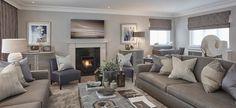 ESHER — Luxury Interior Design   London   Surrey   Sophie Paterson