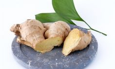 ginger root for food, medicine, and body care