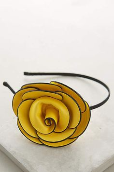 Swirl Petal Headband - anthropologie.com #anthrofave #anthropologie