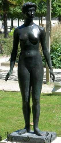 Paul Belmondo : Jeanette, Jardin des Tuileries                              …