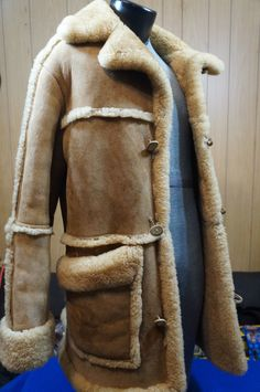 Pin by mikkemus on Sheepskin and shearling coats | Pinterest