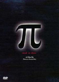 Directed by Darren Aronofsky. With Sean Gullette, Mark Margolis, Ben Shenkman, Pamela Hart. A paranoid mathematician searches for a key number that will unlock the universal patterns found in nature. Cult Movies, Sci Fi Movies, Movies To Watch, Good Movies, Math Movies, Amazing Movies, Movies 2014, Love Movie, Movie Tv