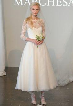 Marchesa Bridal Spring 2015