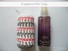 Carry your fragrance