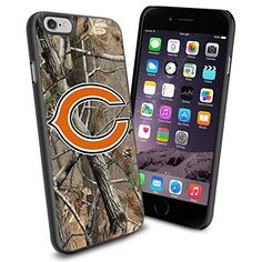 6d8f0289e44adc American Football NFL Chicago Bear Cool iPhone 6 Smartphone Case Cover  Collector iphone TPU Rubber Case Black    Click for Special Deals   MiniPhoneGadgets