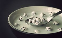 Bowl of Storm Troopers by Chris McVeigh #Photography #Storm_Troopers #Star_Wars #Chris_McVeigh