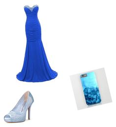 """""""Ceces prom"""" by cottoncandy03 on Polyvore featuring women's clothing, women, female, woman, misses and juniors"""
