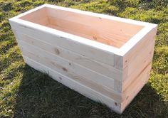 Donica drewniana na wymiar Sklep Drewna
