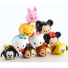 애니메이션 Pvc 아기 장난감 10 개/몫 4.5 센치메터 아이 장난감 만화 동물 액션 피규어 장난감 Chirldren 선물
