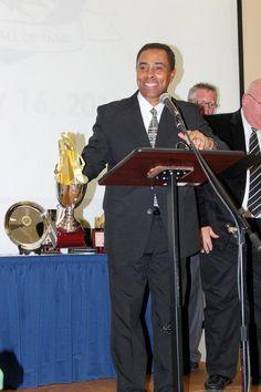 WU Sports Hall of Fame Inductee Rev. Daniel W. Robinson 2013