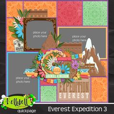 Everest Expedition Quickpage 3