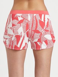c4c365b68d0 Cosabella - Jungle Animal Pajama Shorts